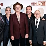 Basically, the Monuments Men cast is like a modern-day Ocean's Eleven — and we're not complaining.