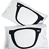 This graphic glasses pillowcase ($30) is reminiscent of Tina's famous frames.