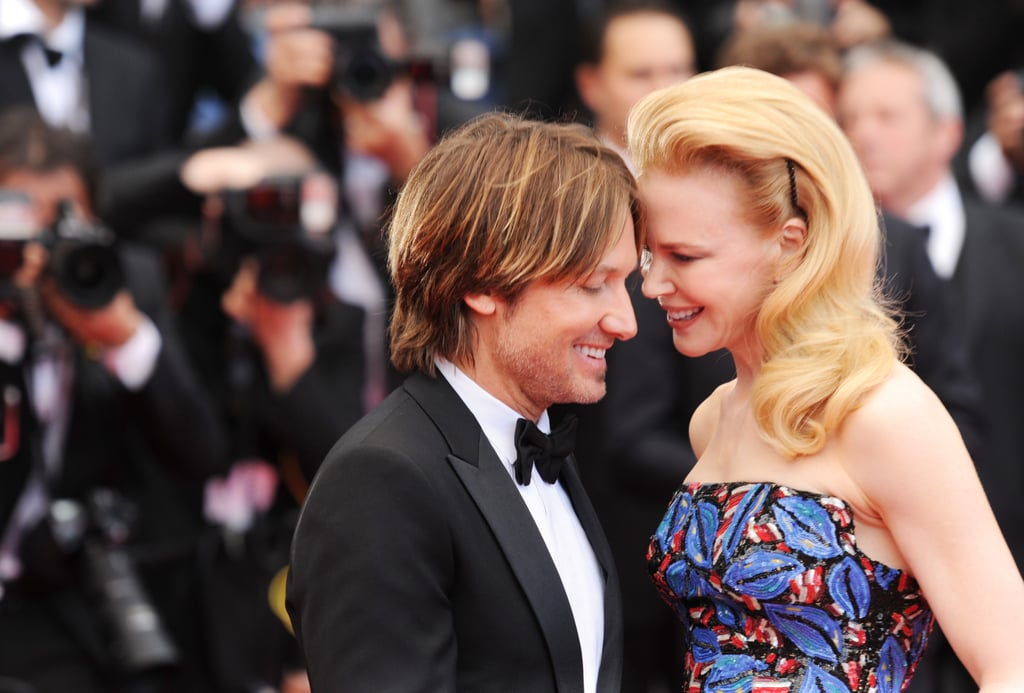 "Nicole Kidman and Keith Urban have that love that most people dream of. Regardless of whether they're hitting a red carpet or driving in their car, it's quite clear that these two are crazy about each other. The Australian duo first started dating back in 2005, and while Nicole has gone on record saying that she wishes she ""could have met him much earlier,"" Keith says meeting her ""wasn't life-changing, it was life-beginning."" Keep reading to see the sweetest things they've said about one another."