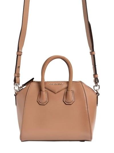 Givenchy Mini Antigona Shiny Leather Bag ($1,595)