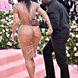 Kim Kardashian and Kanye West, 2019