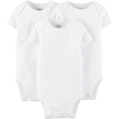 Carter's Short Sleeve Bodysuits