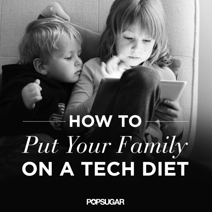 How to Reduce Kids' Tech Use