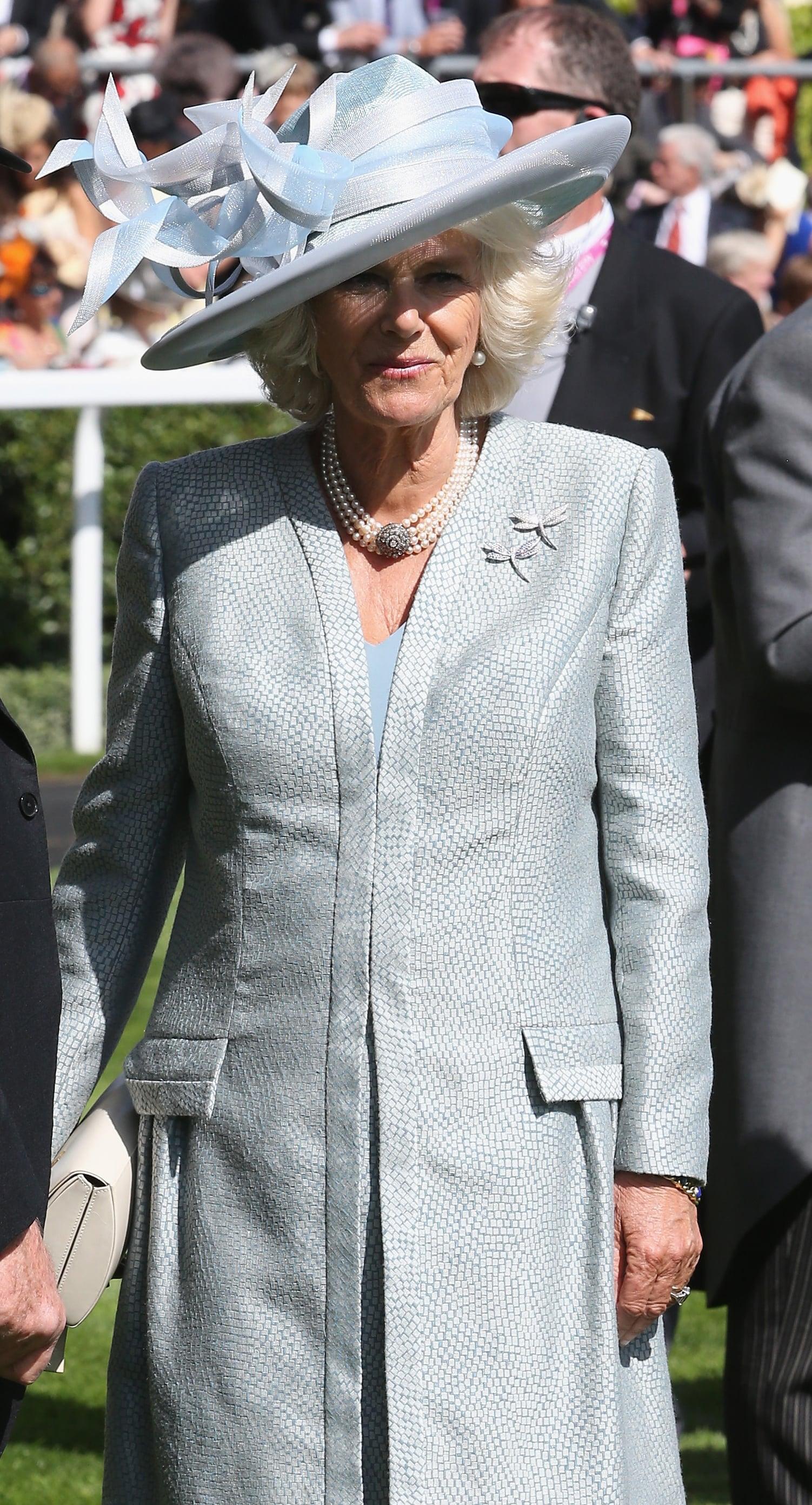 Real Camilla, Duchess of Cornwall