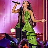 Ariana Grande's Performance on Wicked Special Video