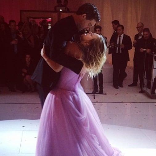 Kaley Cuoco Wedding Details