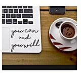 Laptop Motivation Decal