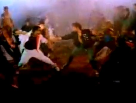 "FABTV: Michael Jackson ""Beat It"""