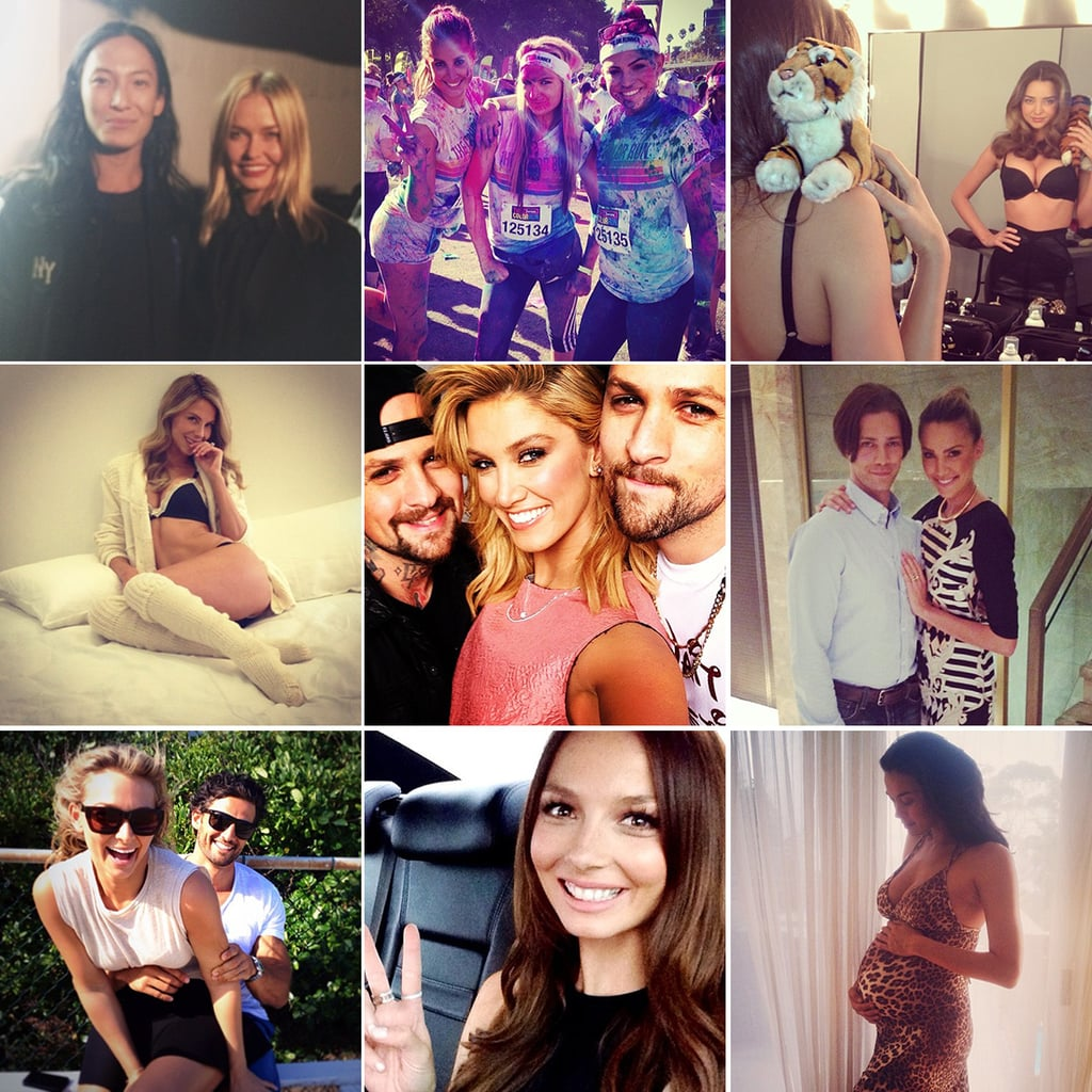 Celebrity Twitter and Instagram Pictures Week Feb 14 2014