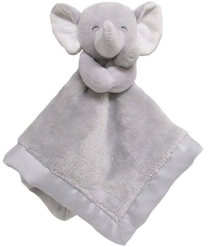 Carter S Elephant Plush Security Blanket Creative Gifts For 1 Year