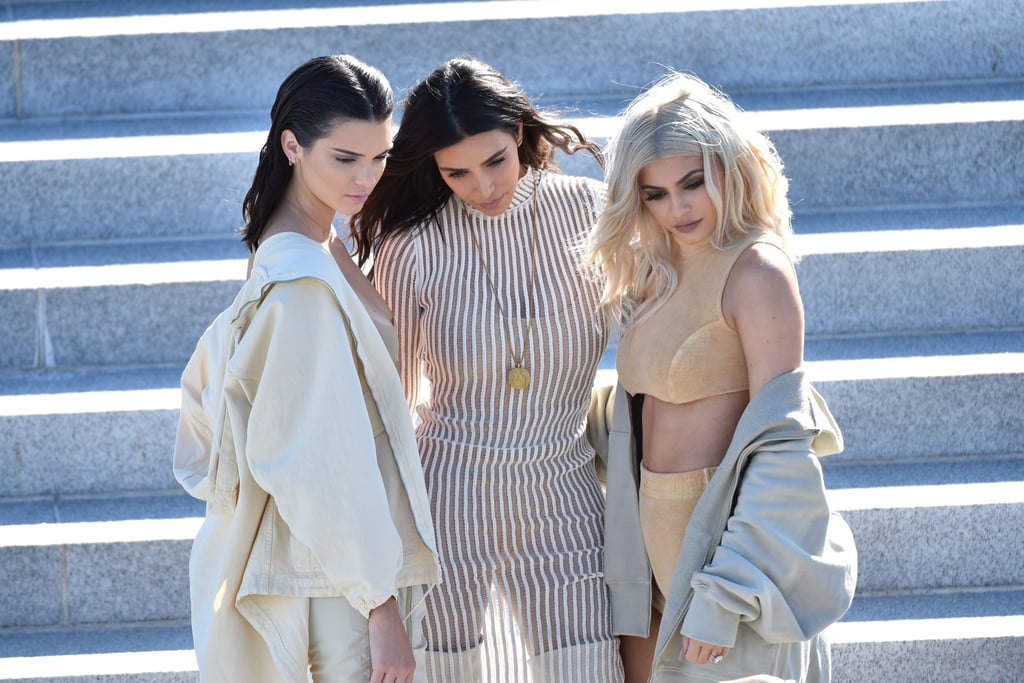 Kylie Jenner Even Wore 1 to the Show!