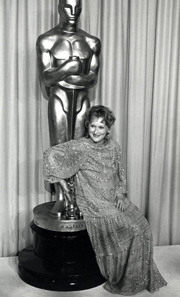 Meryl Streep, 1983