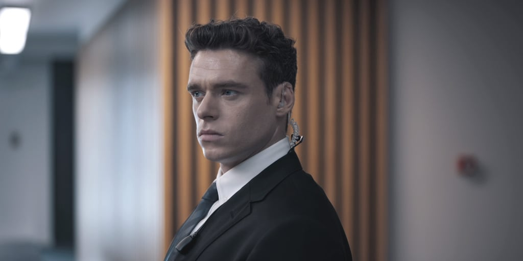 Richard Madden in Bodyguard Pictures