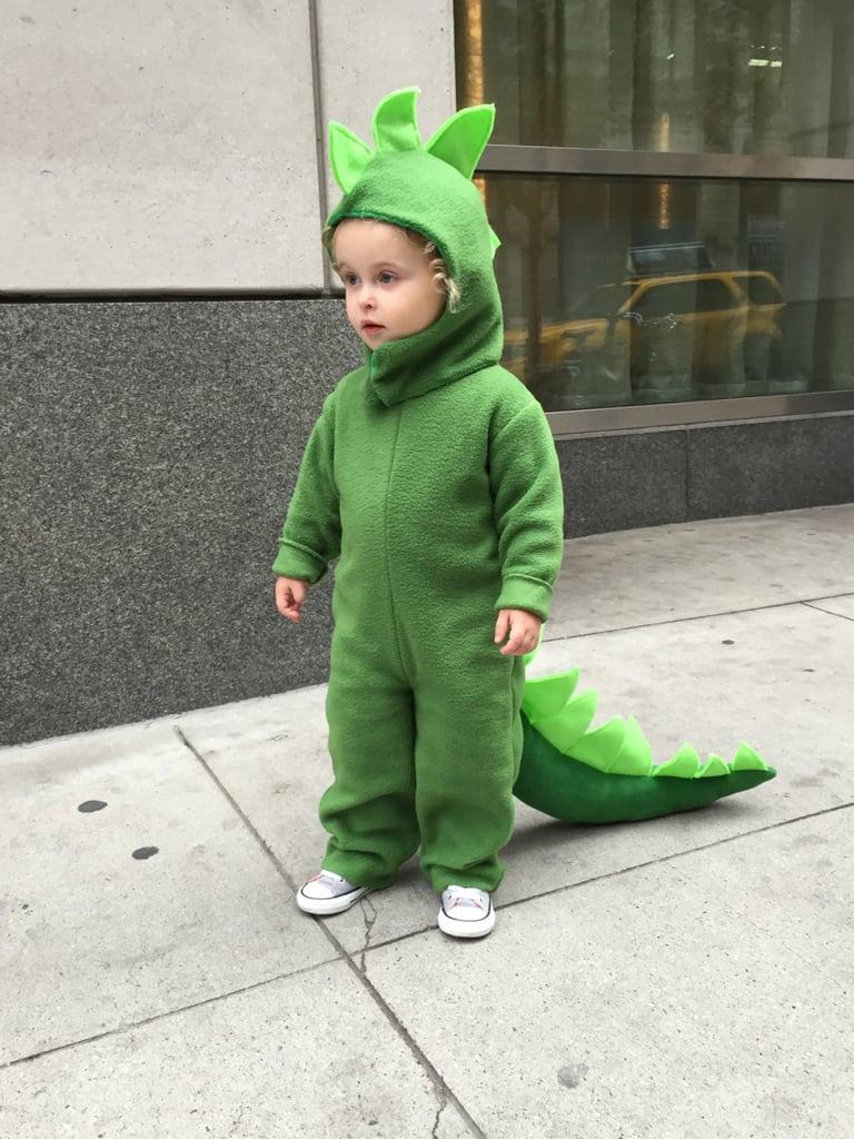 rex suit ($94) | disney pixar halloween costumes for kids | popsugar