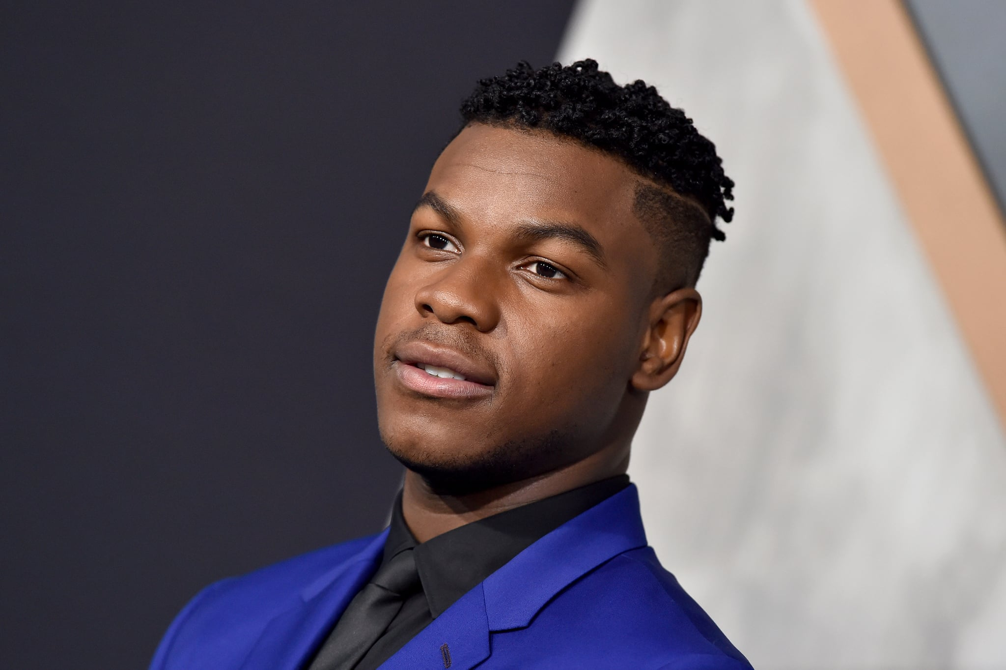 HOLLYWOOD, CA - MARCH 21:  Actor John Boyega arrives at Universal's 'Pacific Rim Uprising' premiere at TCL Chinese Theatre IMAX on March 21, 2018 in Hollywood, California.  (Photo by Axelle/Bauer-Griffin/FilmMagic)