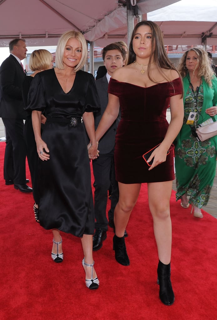 Kelly Ripa With Daughter Lola Consuelos Pictures | POPSUGAR ...