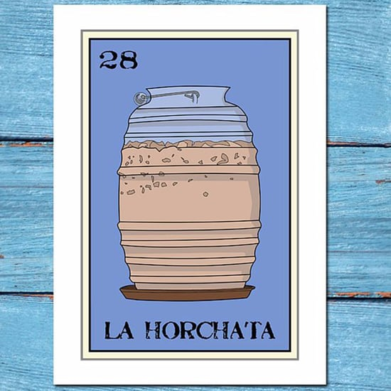 Horchata Shopping