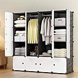 KOUSI Portable Closet Organizer