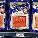 Best Whole Foods Product: Costarella Wild Sockeye Smoked Salmon ($17)