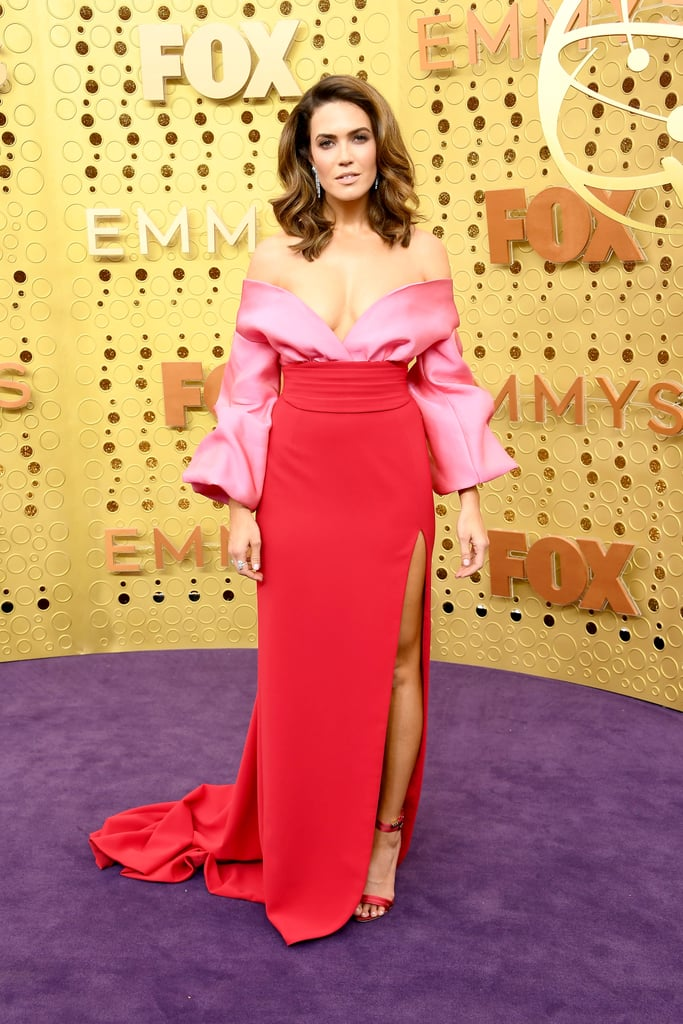 Mandy Moore's Dress at the 2019 Emmys
