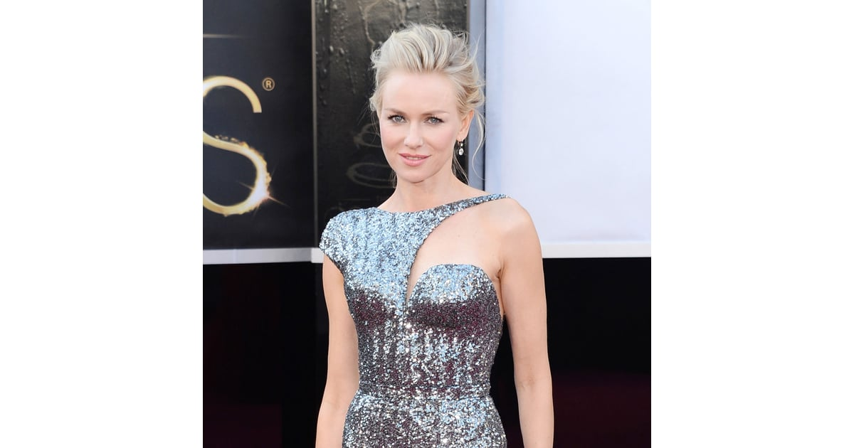 Sexiest Dresses At The Oscars 2013 Popsugar Fashion