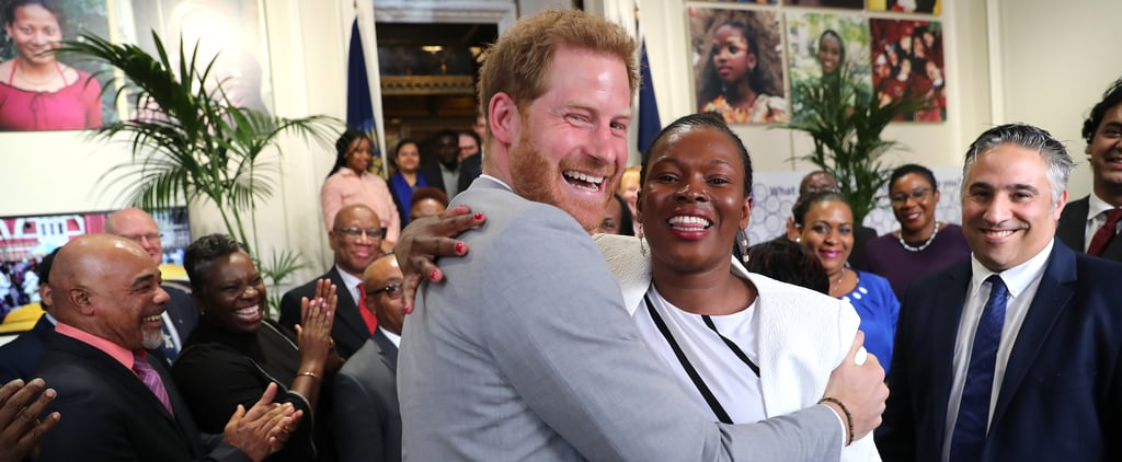 Prince Harry at Commonwealth Youth Roundtable 2019 Photos