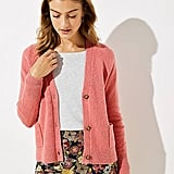 Loft V-Neck Pocket Cardigan