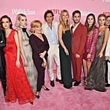 The Cast of The Politician at The Politician Premiere