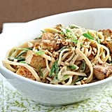 Get the recipe: sesame noodles with tofu, scallions, and cashews from Simple Weeknight Favorites