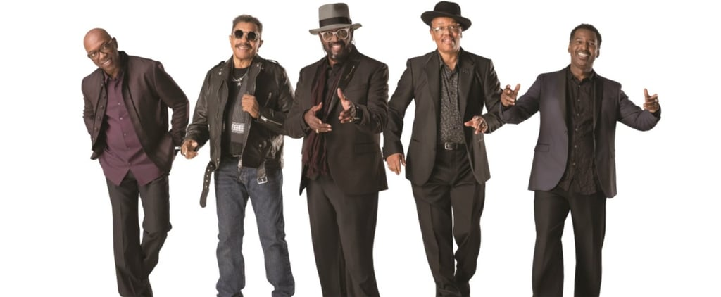 The Temptations Cover The Weeknd's Earned It
