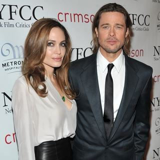 Angelina Jolie on Brad Pitt's Award Nominations (Video)