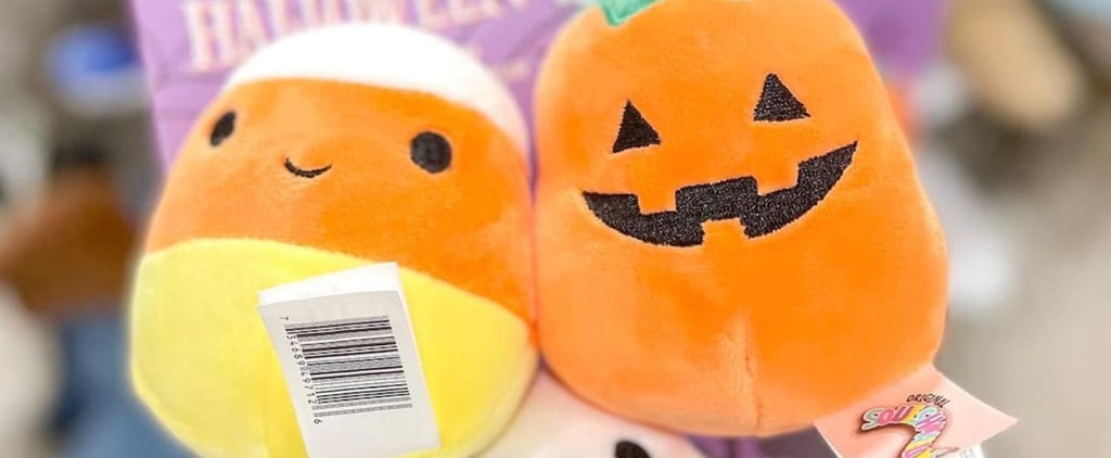 HomeGoods Is Selling Halloween Squishmallows Dog Toys