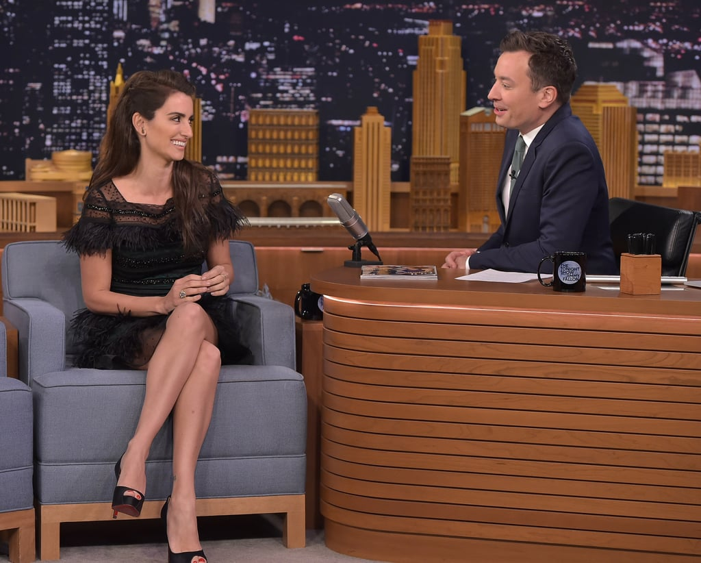Penélope Cruz Wears the Anything-but-Basic LBD You Need in Your Closet