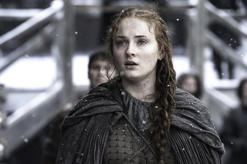 Sophie Turner confirma que Sansa Stark morirá en la octava temporada de Game of Thrones.
