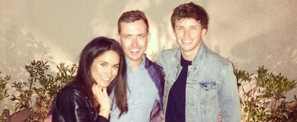 Are Eddie Redmayne and Meghan Markle Friends?