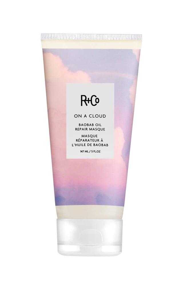 R+Co On a Cloud Baobab Oil Repair Masque