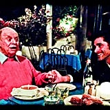 John Stamos had lunch with the legendary Don Rickles. Source: Instagram user johnstamos