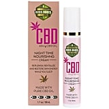 Miss Bud's CBD Hemp Extract Nighttime Nourishing Cream