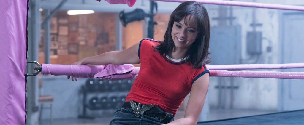 Britt Baron Interview About GLOW July 2018
