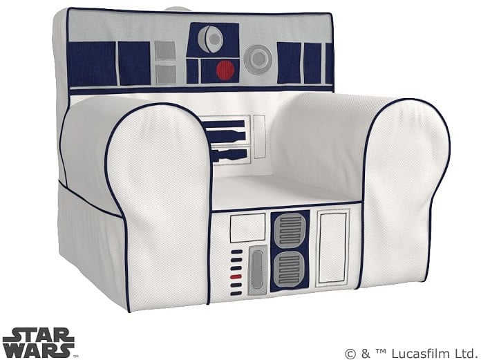 Star Wars R2-D2 Anywhere Chair