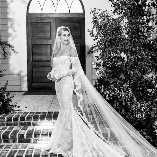 Shop Wedding Dresses Similar to Hailey Bieber's