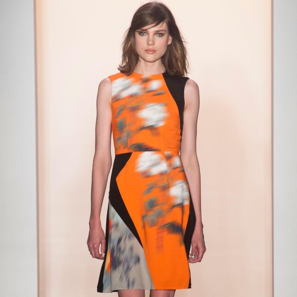Peter Som New York Fashion Week Fall 2014 Runway