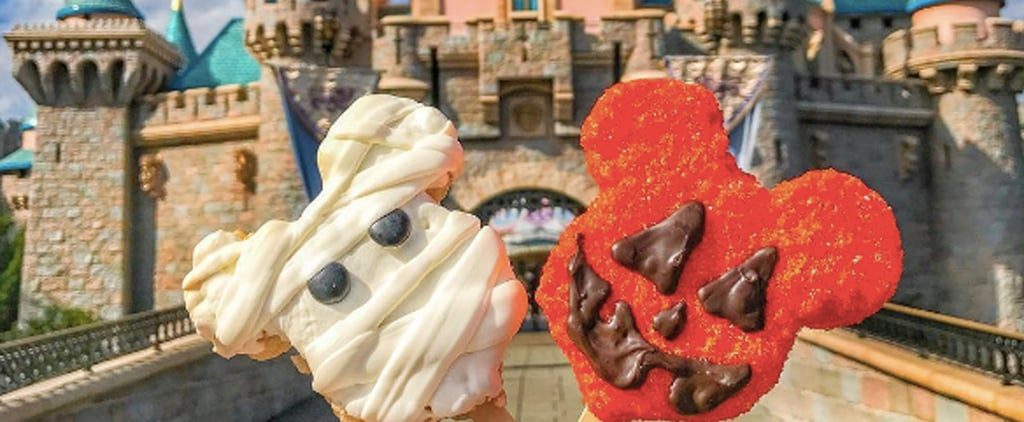 It's Beginning to Look a Lot Like Halloween at Disneyland's Food Spots