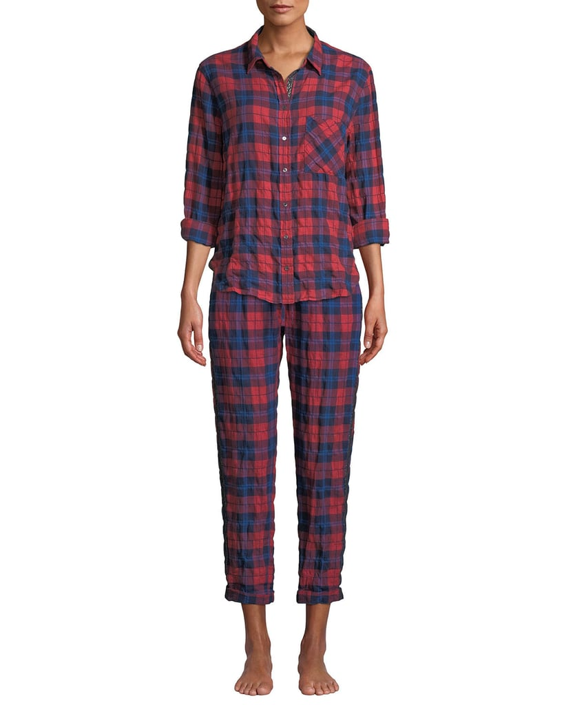 Xirena Ashton Plaid Pajamas