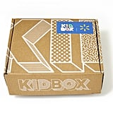 This is what your child's KIDBOX from Walmart will look like: