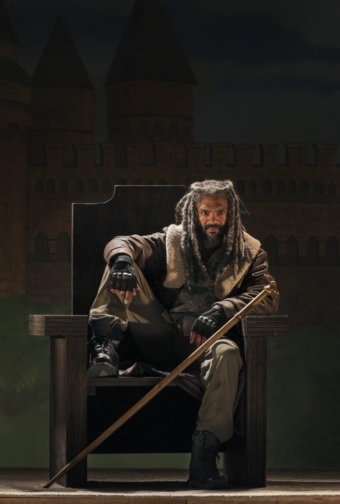 Ezekiel From The Walking Dead