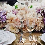 Golden Storybook Tablescape