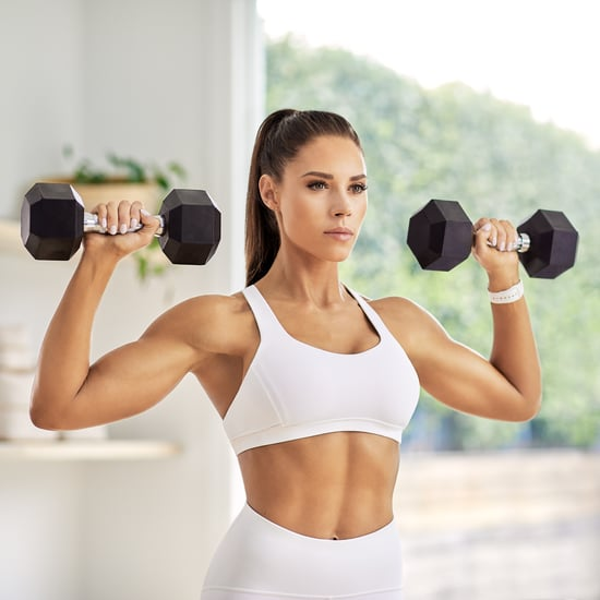 Kelsey Wells's 20-Minute Back and Shoulder Dumbbell Workout