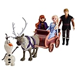 Disney's Frozen 2 Sledding Adventures Doll Pack