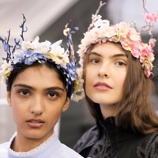 Hair and Makeup Spring/Summer 2016 | London Fashion Week
